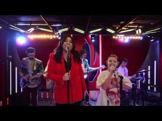 Новогодний концерт из Большой мультимедийной студии Русского Радио