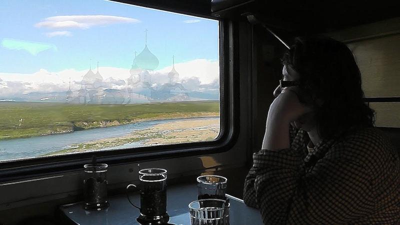 фильм Акафист Поэма о людях реке и природе русского Севера