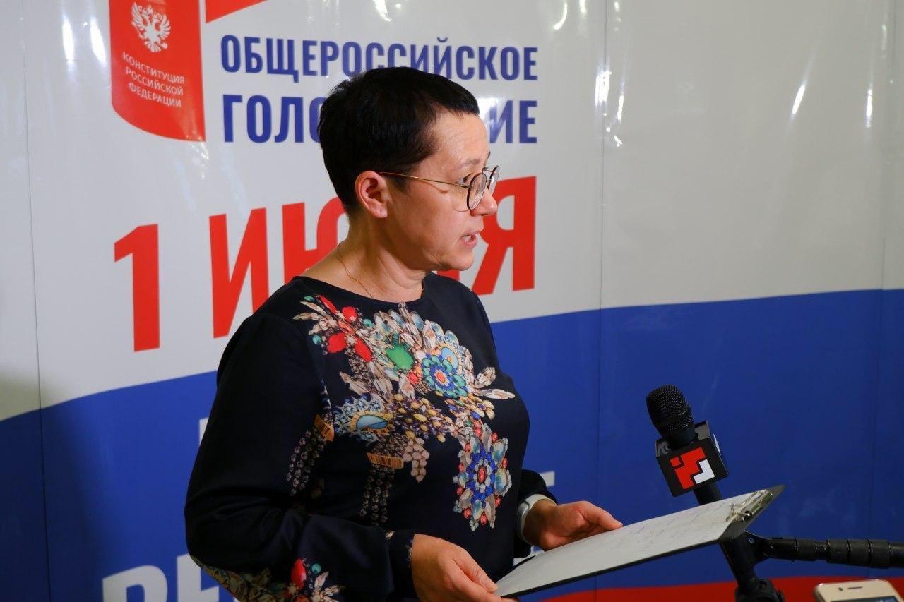 Самыми активными в Марий Эл стали избиратели из Волжского района