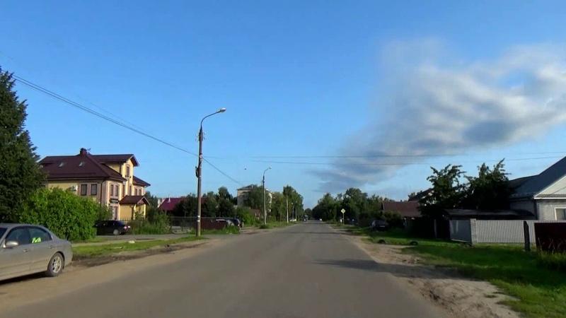 Велопрогулка по утренним Вязниковским улицам
