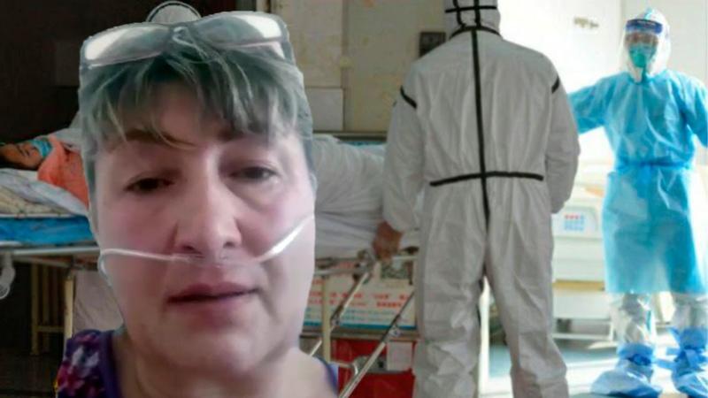 Всю жизнь хапаете вам все мало Думайте о людях Обращение из больницы Костаная БАСЕ