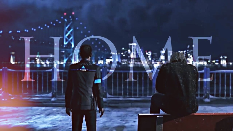 Hank connor you were my home detroit become human gmv