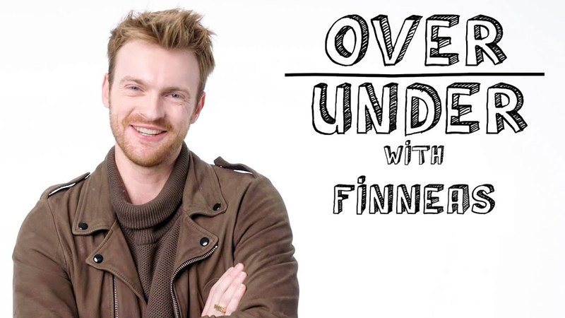 FINNEAS Rates Baby Yoda Taco Bell and James Bond Over Under