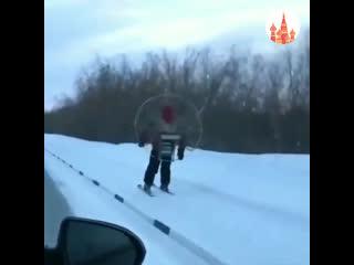 Карлсон, который живёт в Сибири