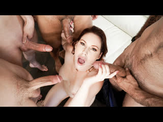 [1000Facials] Edyn Blair - Pull Your Dicks Out NewPorn2019