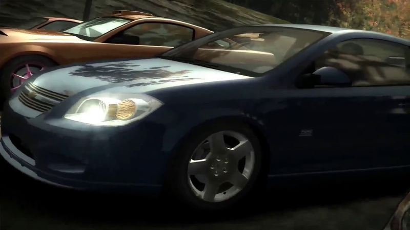 Need for Speed Most Wanted 2 серия (Второй сезон) Перезалив