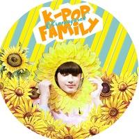 Логотип K-pop Family Красноярск