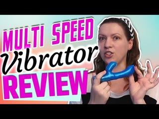 G Kiss Vibrator | Best G Spot Vibrator | Multi Speed Vibrator Review