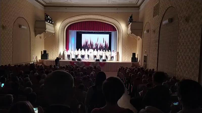 Live: Академическая хоровая капелла им. В.Б. Ижогина