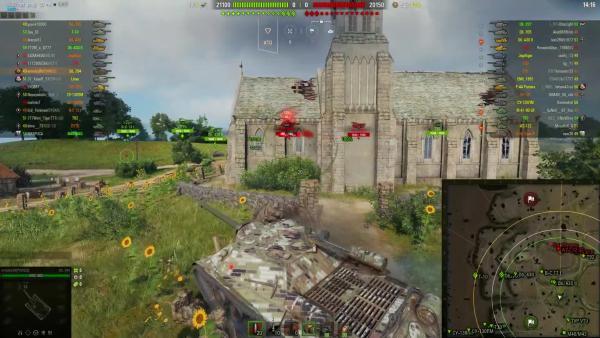 Легальный чит WoT! Невидимая машина Об. 704 Устроил жесть в World of Tanks!