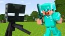 Майнкрафт видео шоу - Выживание Нуба в Minecraft! - Онлайн видео Летсплей. Игры для мальчиков.