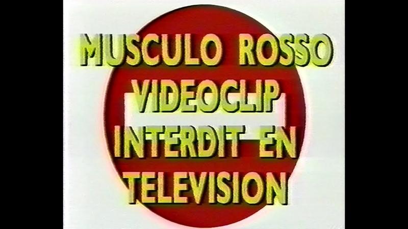 Cicciolina Muscolo Rosso Clip 1988