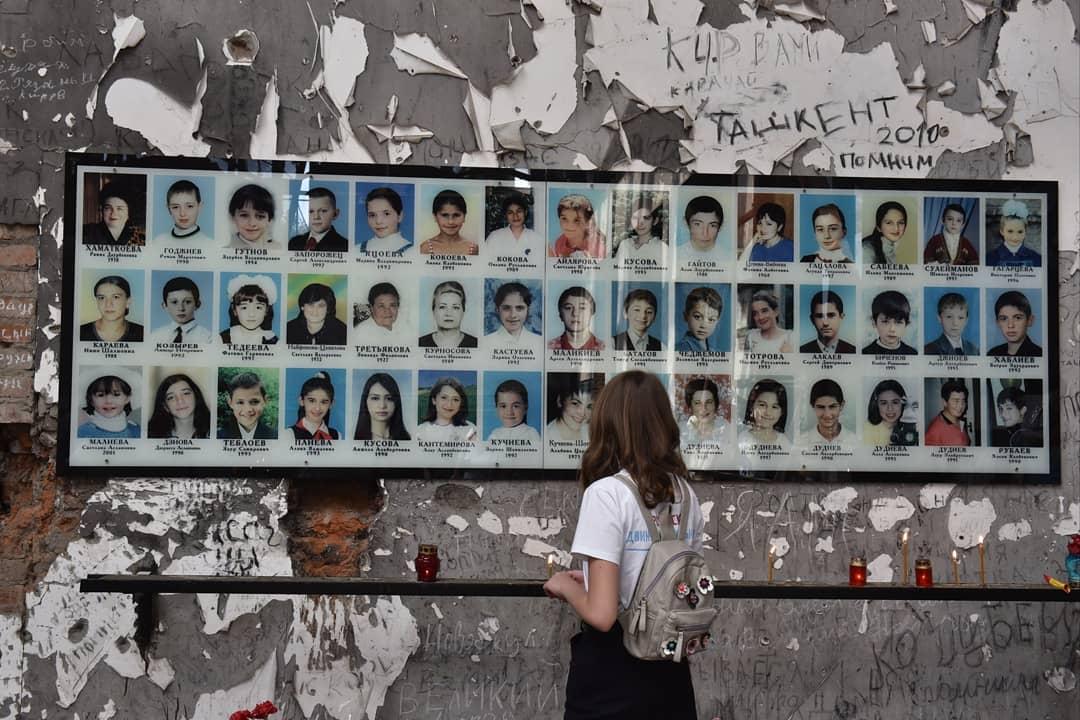 Сегодня, в День солидарности в борьбе с терроризмом, в России вспоминают всех жертв террористических актов
