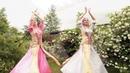 Узбекский вальс Ок Лолалар , узбекский танец в цветах. Обучение узбекскому танцу.