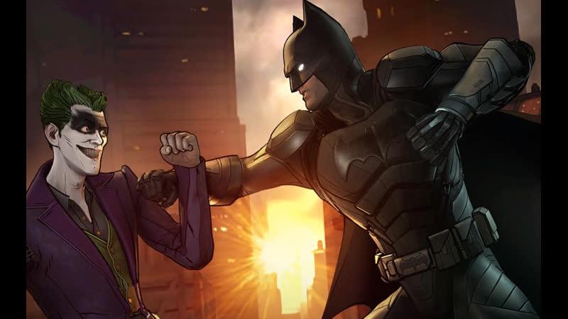 Бэтмен Враг Внутри Альтернативный Сюжет Кто смеётся последним