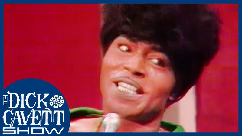 Little Richard Lets It All Hang Out | The Dick Cavett Show