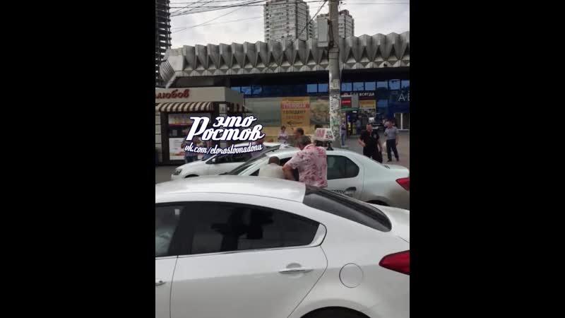 Войны таксистов на Привокзальной площади - 18.07.19 - Это Ростов-на-Дону!