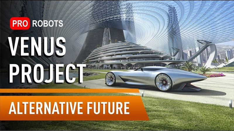 Jacque Fresco Venus Project and Technologies That Will Change the World