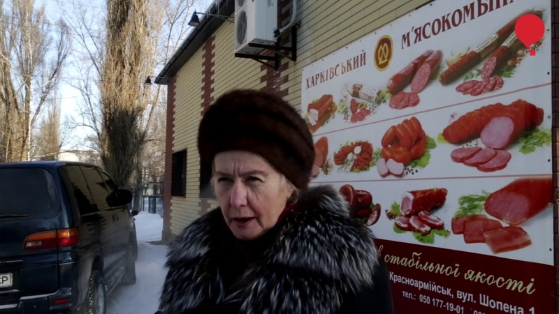 Как жители Авдеевки говорят правду откуда стреляют по Донецку