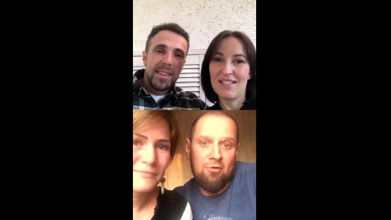 Интервью с семьей Аникеевых
