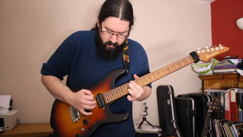 JTC Jam of the month - Feb 2021 - Prowling Blues