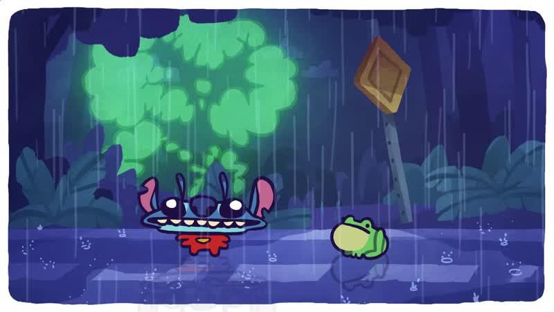 Lilo Stitch Recap Cartoon