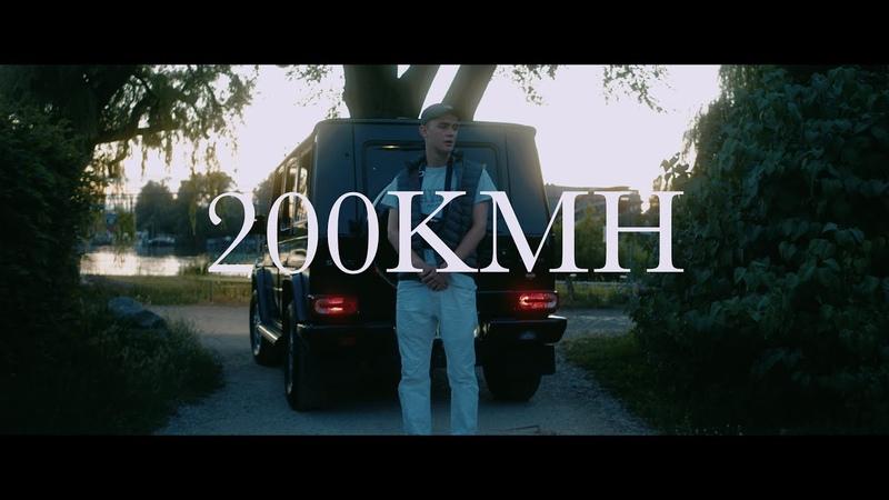 MONK 200 KMH Prod by KazOnDaBeat BHZ