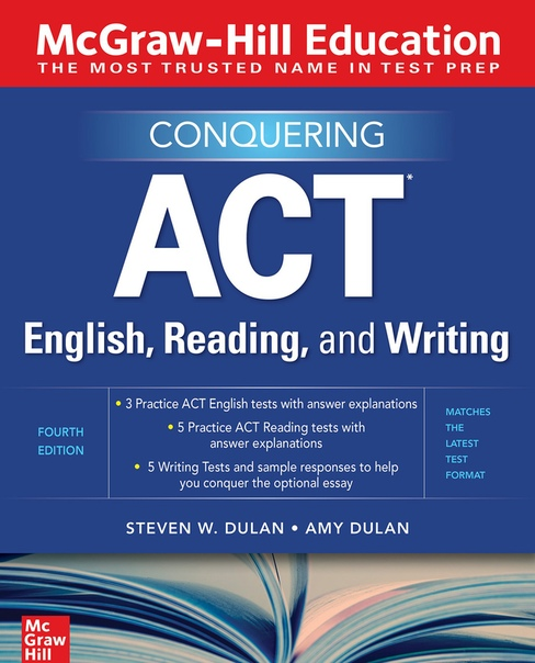 Conquering ACT English  Reading  and Writing - Steven W. Dulan UserUpload.Net