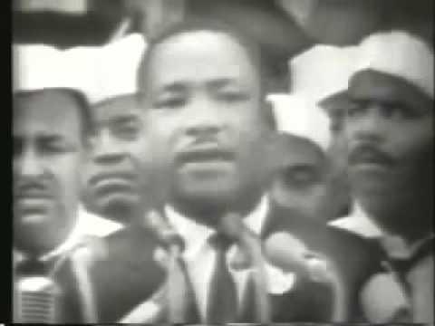Мартин Лютер Кинг У меня есть мечта полностью