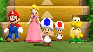 Mario party 9 step it up minigames difficulty very hard