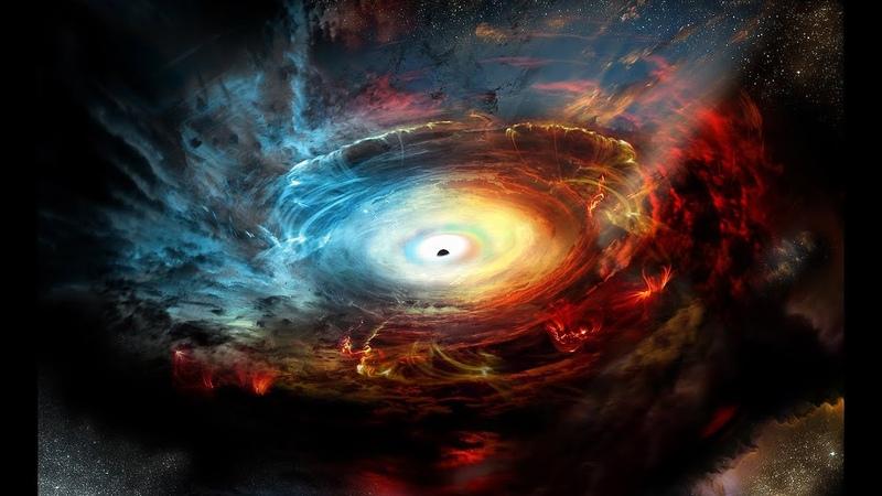Чёрные дыры Монстры гравитации Документальный фильм про космос