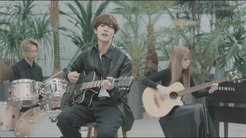 Kim Hyun Joong -「月と太陽と君の歌」