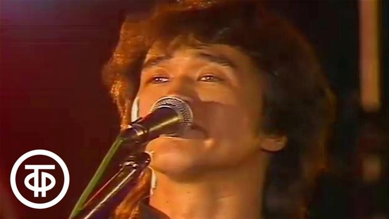 Выступление группы Кино. МУЗ-ЭКО-90 (1990)