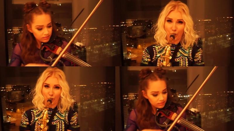 Jax Jones Breath ft Ina Wroldsen Mavi Aretha Violin and Sax Cover