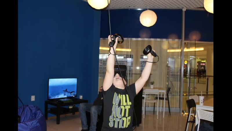 виртуальная реальность в