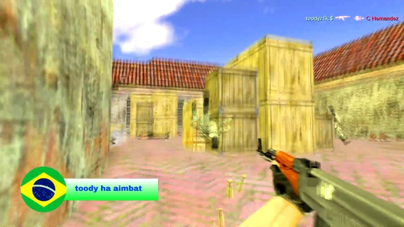 FRAG MOVIE 2 FASTCUP Counter Strike 1 6