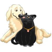 Логотип База потерянных и найденных животных / Иркутск