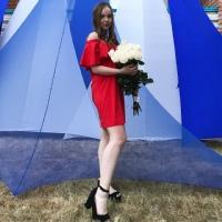 Фотография анкеты Карины Лазаревой ВКонтакте