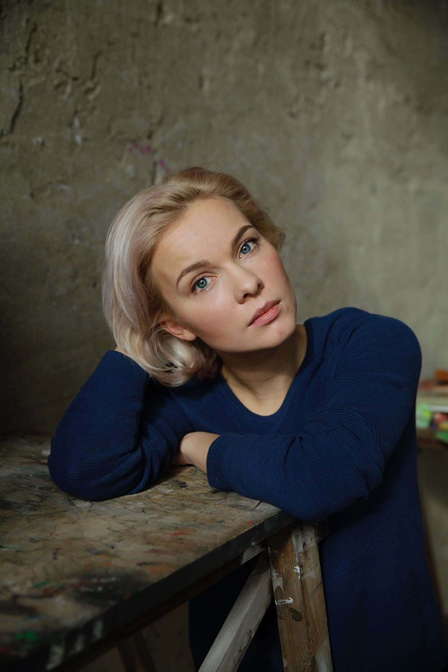 Фото подборка с актрисой Полиной Сыркиной.