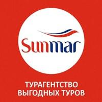 Логотип Sunmar. Горящие туры Абакан Турагентство