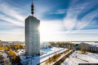 Мой город Архангельск