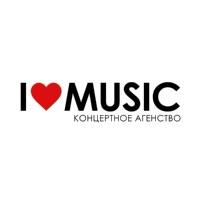 Логотип I LOVE MUSIC