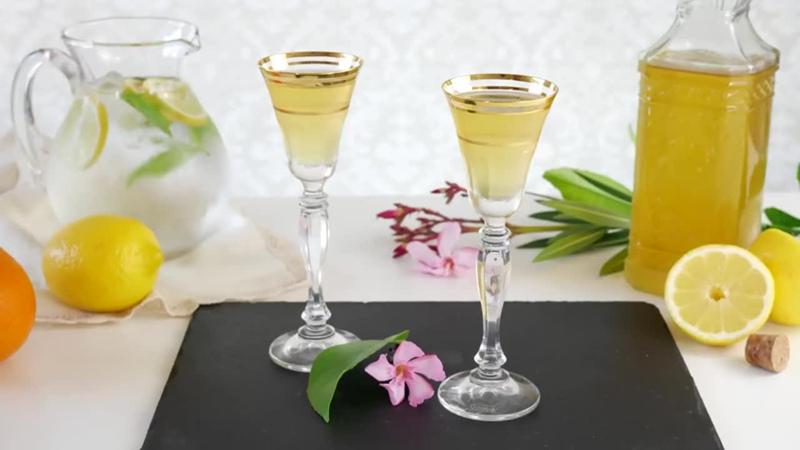 Лимончелло в домашних условиях. Рецепт на водке. | Больше рецептов в группе Десертомания