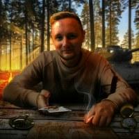 Фотография страницы Константина Ладанина ВКонтакте