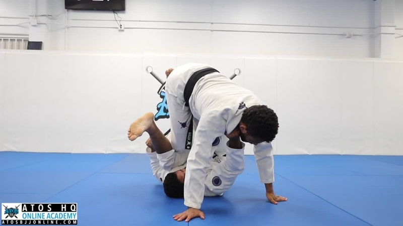 Chair Guard Sweep - Andre Galvao chair guard sweep - andre galvao