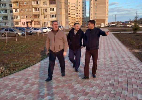 Глава минЖКХ Башкирии и депутат публично поссорили...