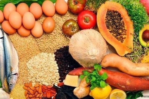 34 основных продукта для правильного питания
