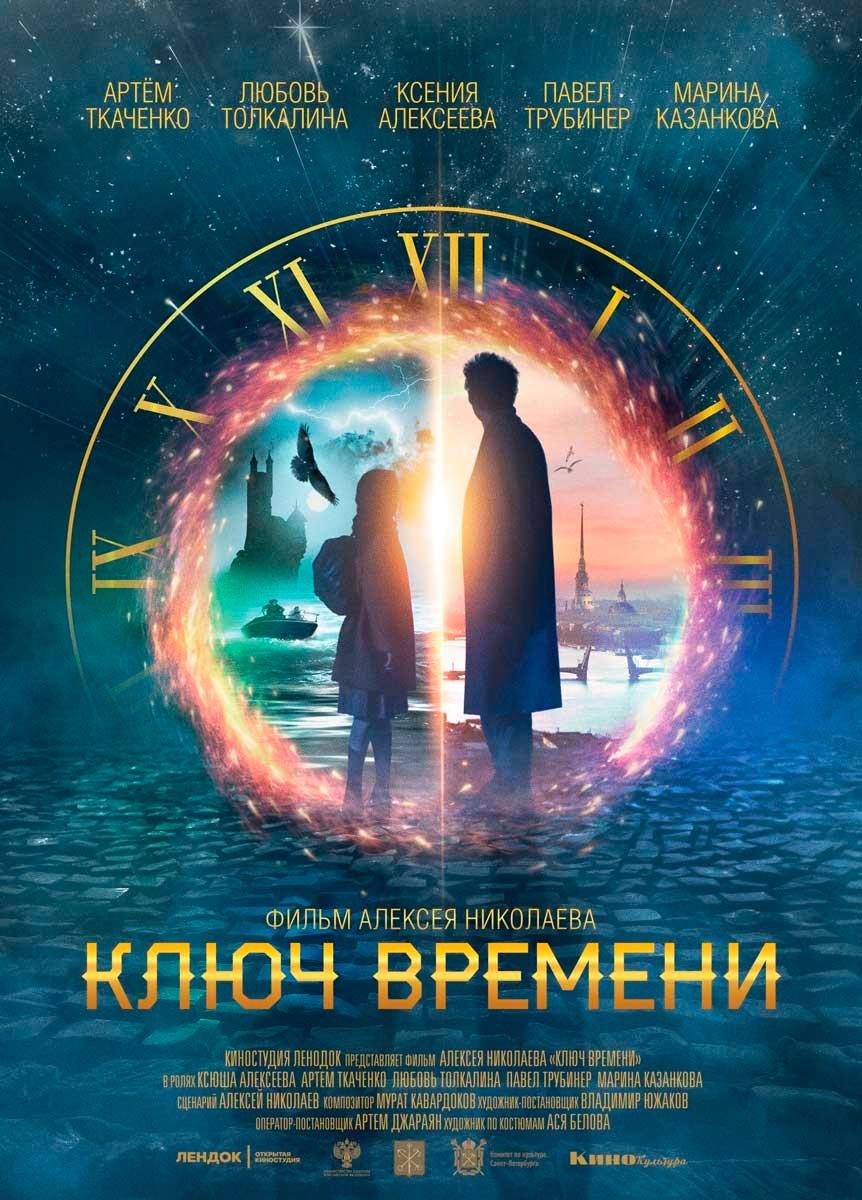 Приключенческий фильм «Kлюч вpeмeни» (2020) HD