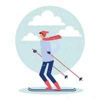 Логотип Лыжи на Дубравной