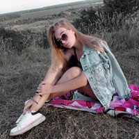 Фотография страницы Лены Рудас ВКонтакте